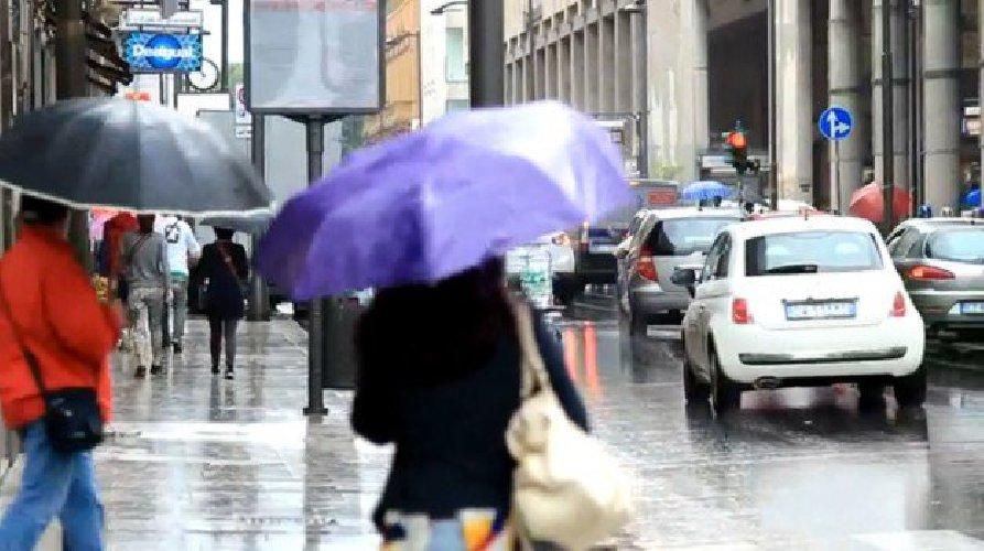 Maltempo: temporali e piogge