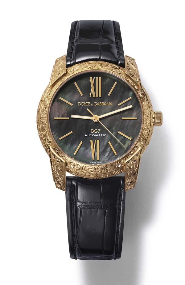 size 40 6bfd9 413a5 Si chiama Gattopardo l'orologio di Dolce & Gabbana