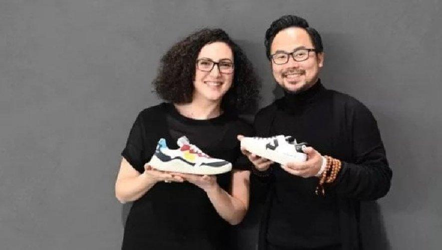 https://www.ragusanews.com//immagini_articoli/04-05-2021/1620154276-le-scarpe-da-ginnastica-fatte-con-gli-scarti-della-frutta-2-500.jpg