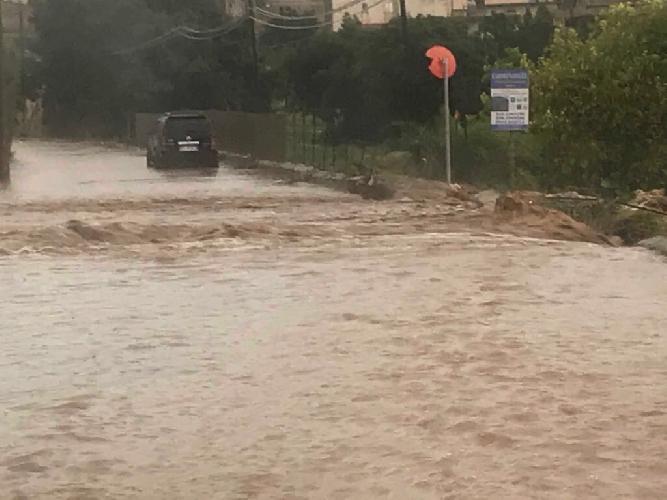 Allarme maltempo in provincia di Ragusa. Lungo la costa enormi allagamenti
