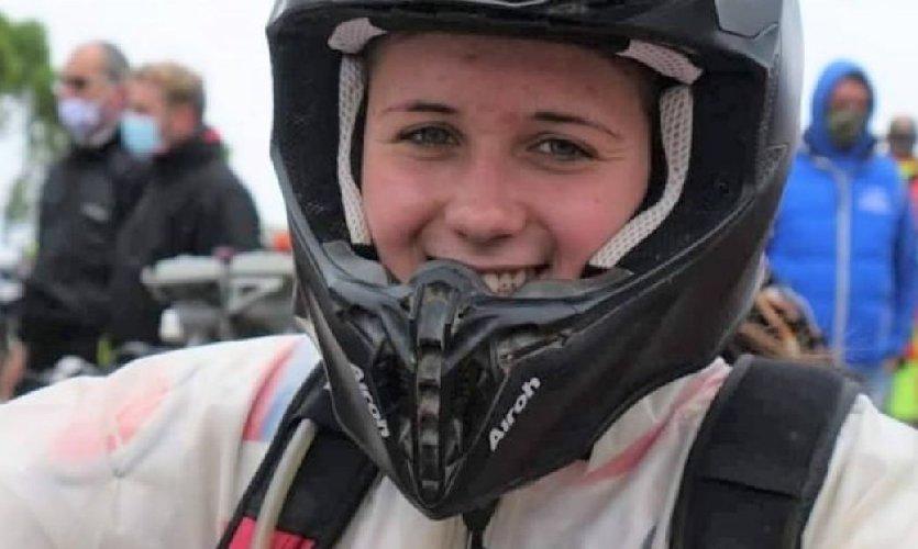 Tragedia al Rally Sandalion, la 18enne Sara Lenzi perde la vita