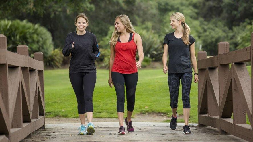 Dimagrire Camminando Ecco Come Con L Allenamento Settimanale