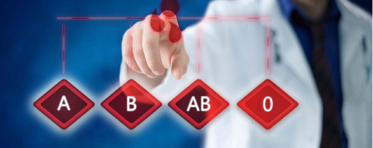 Coronavirus, i gruppi sanguigni più a rischio