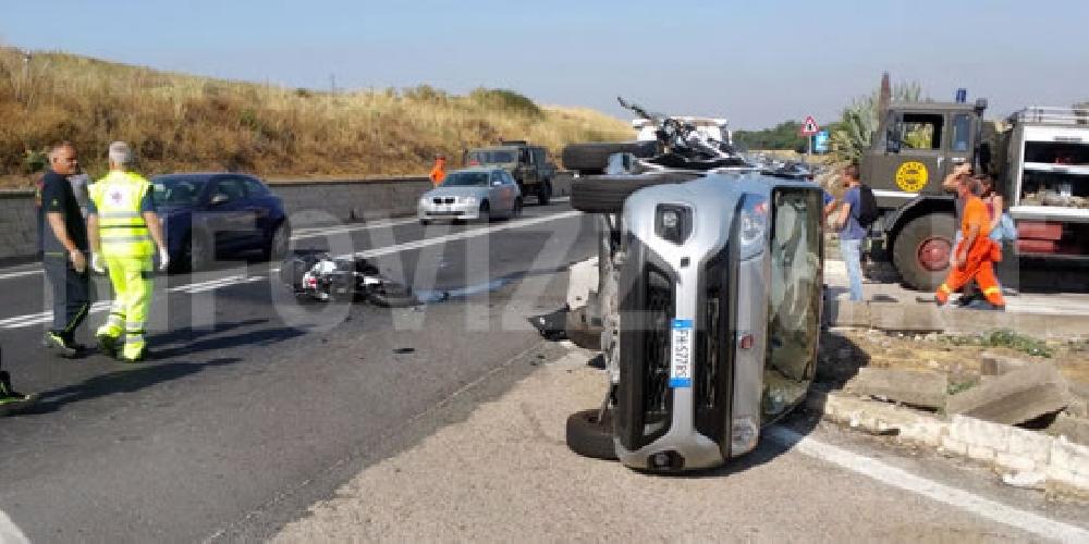 Incidente sulla Ragusa-Catania muore Damiano Gallo Fedele e un bimboPoche notizie frammentarie