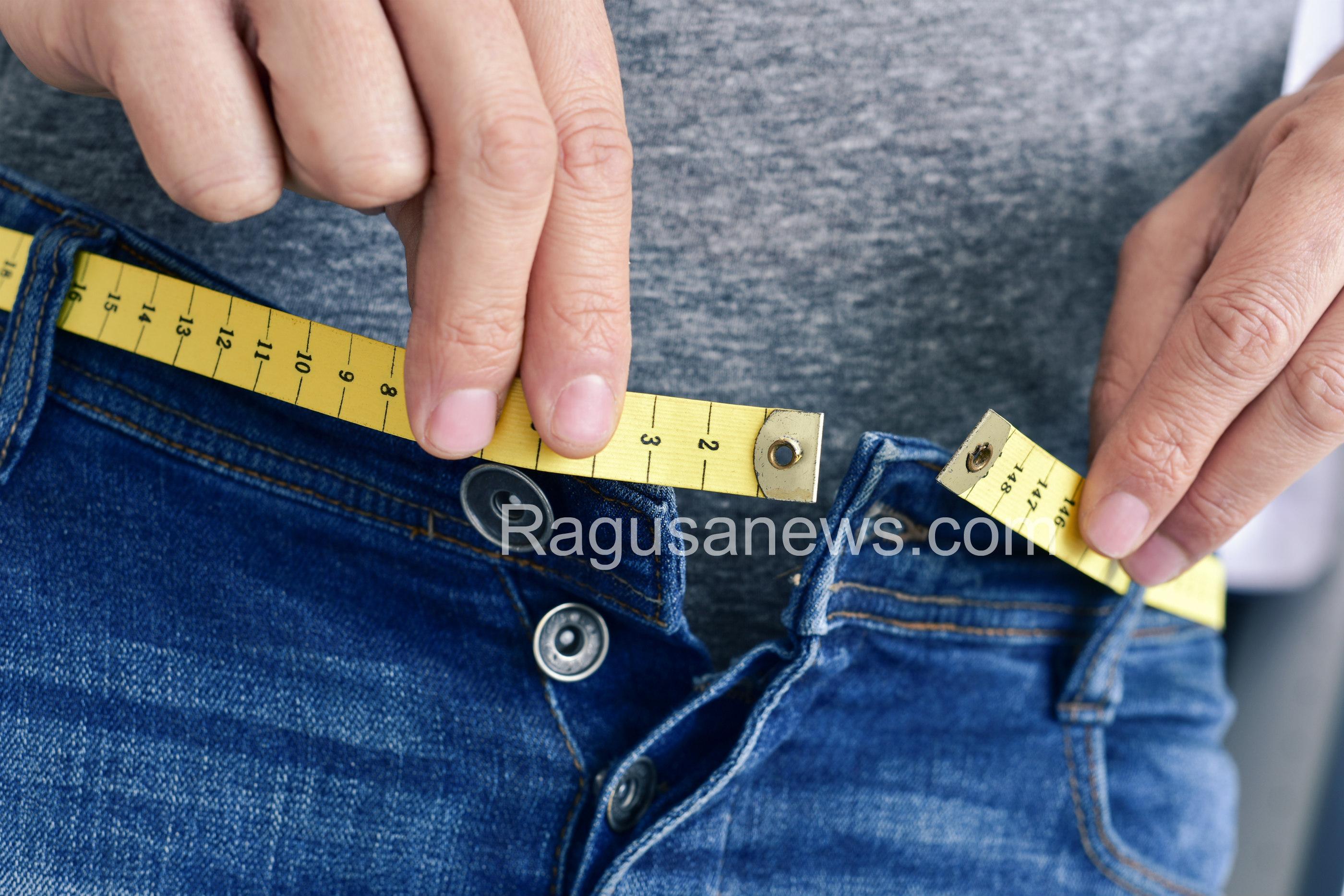 perdere peso mentre frequentando