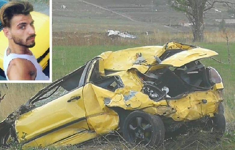 Incidente stradale a Maletto, auto finisce in una scarpata: muore un 25enne