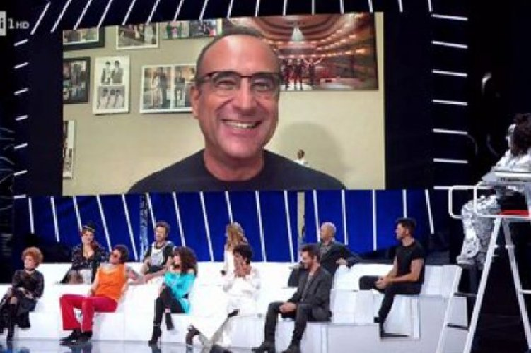 Tale e Quale Show, arriva Elena Sofia Ricci. Carlo Conti in collegamento?
