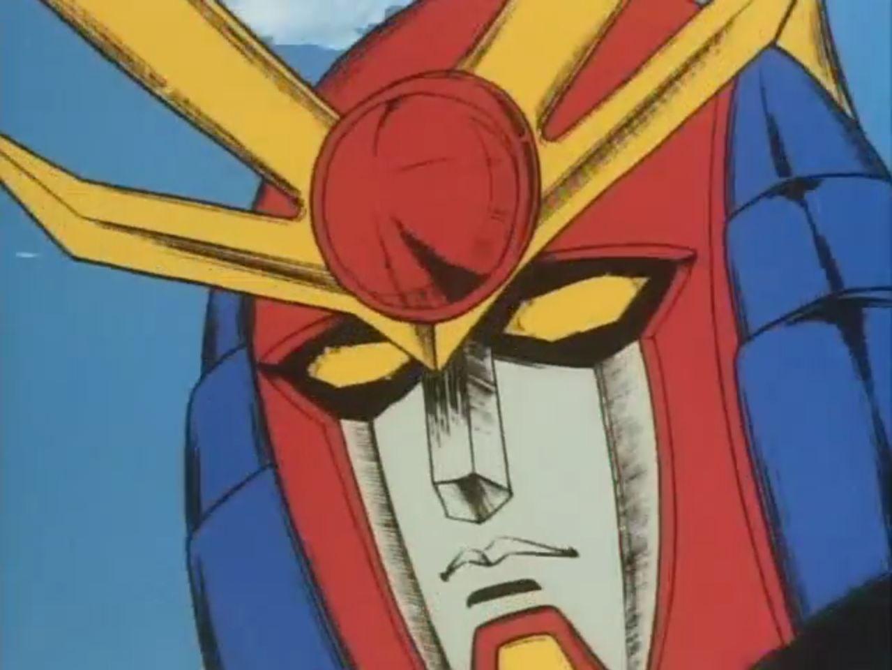 La saga dei robot. daitarn iii