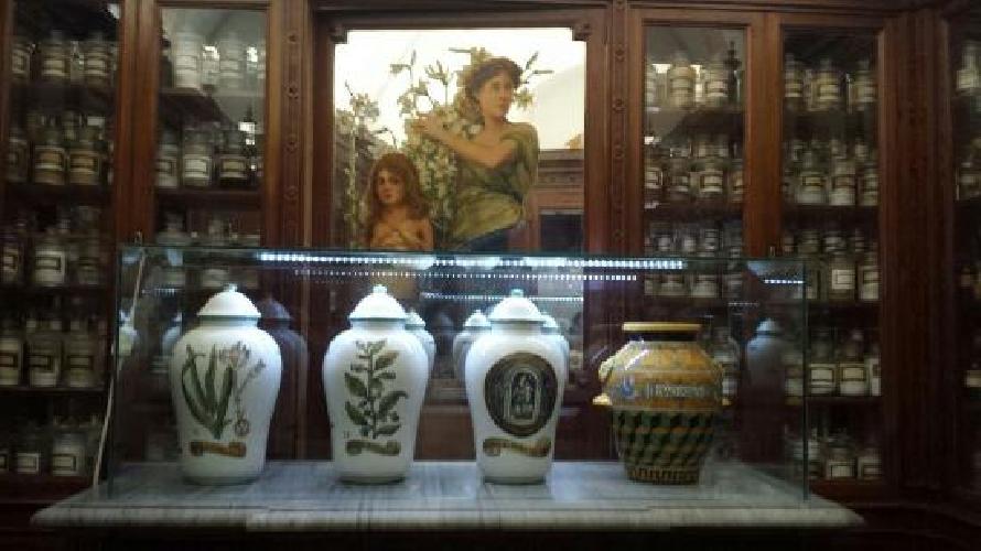 L'Antica Farmacia nei Piccoli Musei. Evento il 18 giugnoOpen day
