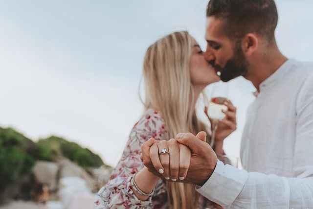Gaglardini e la proposta di matrimonio