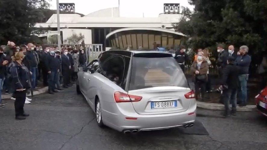 Lutto a casa Totti: è scomparso Enzo, il papà di Francesco