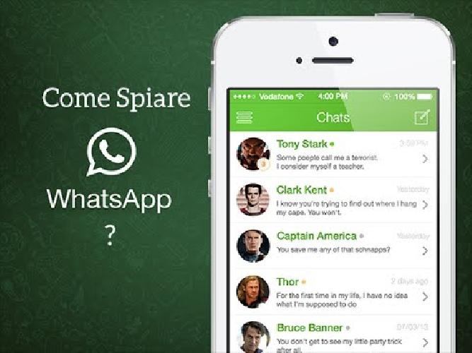WhatsApp, i messaggi eliminati si possono leggere comunque