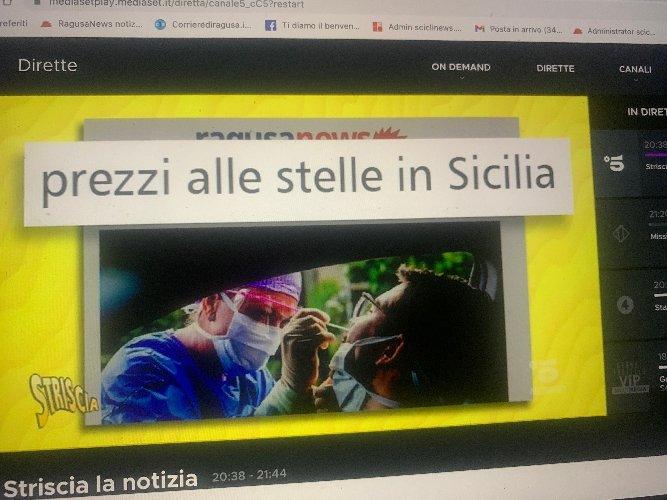 https://www.ragusanews.com//immagini_articoli/16-11-2020/1605601124-caro-tampone-in-sicilia-striscia-la-notizia-cita-ragusanews-2-500.jpg