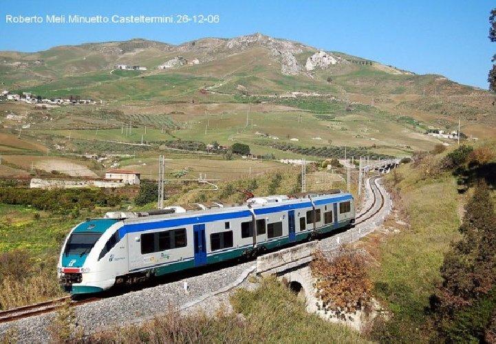 Sicilia: 43 nuovi treni entro il 2019
