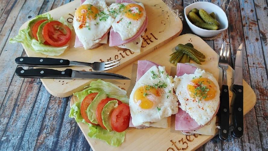 Frühstück, um schnell Gewicht zu verlieren