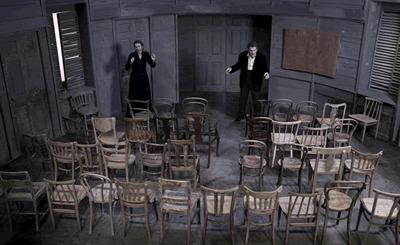Teatro Le Sedie.Teatro A Ragusa Le Sedie Di Ionesco Ragusa
