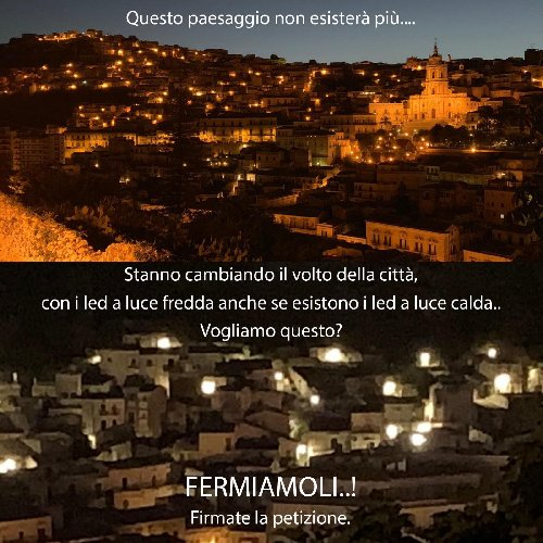 https://www.ragusanews.com//immagini_articoli/18-06-2019/luci-a-led-bianche-il-sindaco-abbate-sfida-la-sovrintendenza-500.jpg