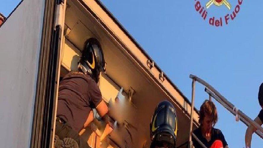 https://www.ragusanews.com//immagini_articoli/19-08-2019/autotrasportatore-rimane-chiuso-nottetempo-cella-frigorifera-tir-500.jpg