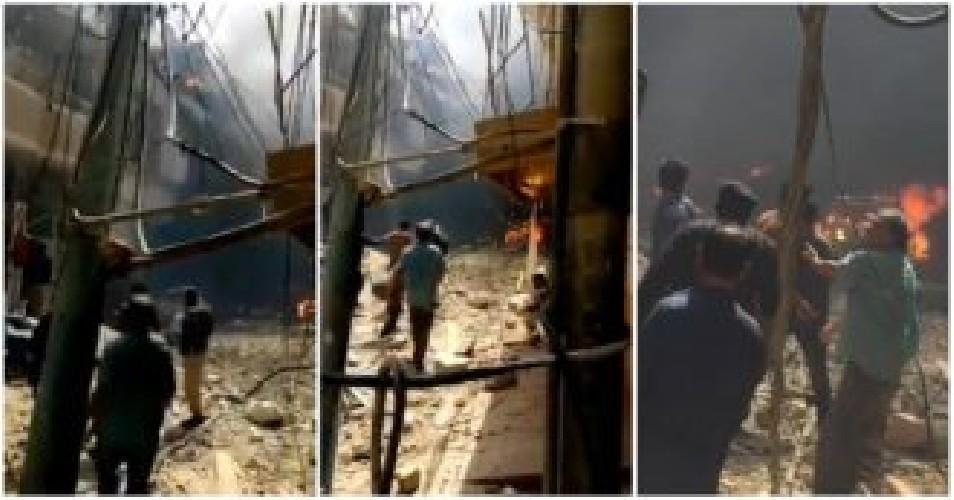 Pakistan, precipita aereo con a bordo 107 persone: colpite anche alcune abitazioni