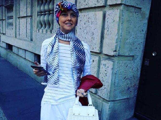 Nadia Toffa è tornata sui social, dopo un mese