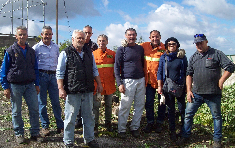 Lavoro A Chiaramonte Gulfi 95 operai del servizio antincendio chiedono di lavorare