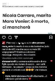 https://www.ragusanews.com//immagini_articoli/25-02-2021/1614281284-nicola-carraro-e-morto-la-fake-news-scatena-l-ira-di-mara-venier-2-280.jpg