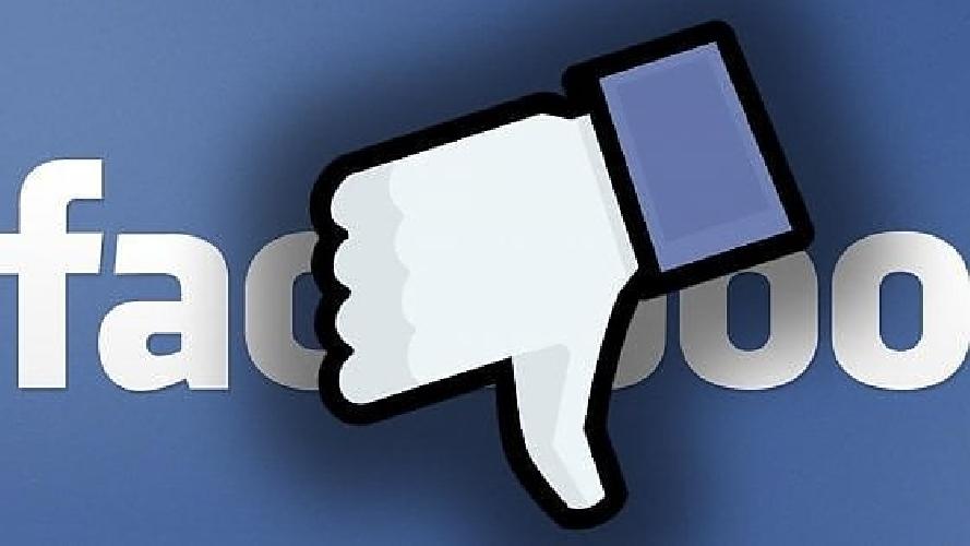 Instagram in tilt Facebook non va