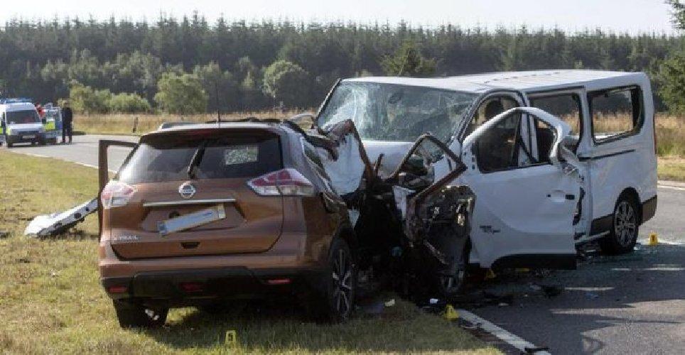 Incidente stradale in Scozia, anche due italiani tra le vittime