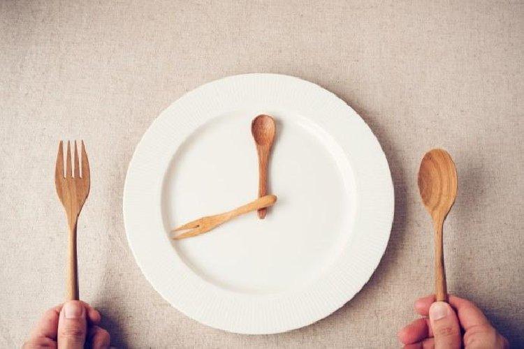 dieta del digiuno intermittente 16/8 esempio
