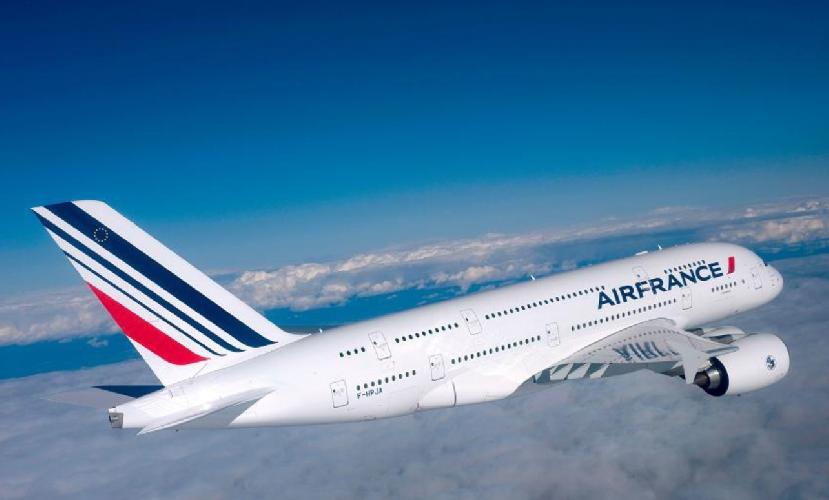 Air France: nuovo volo per Catania dal 2018