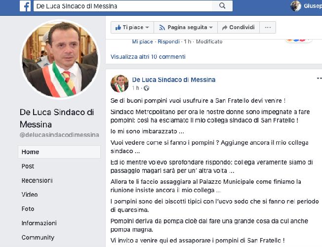 https://www.ragusanews.com//immagini_articoli/29-03-2019/il-post-imbarazzante-e-sessista-sindaco-di-messina-de-luca-500.png