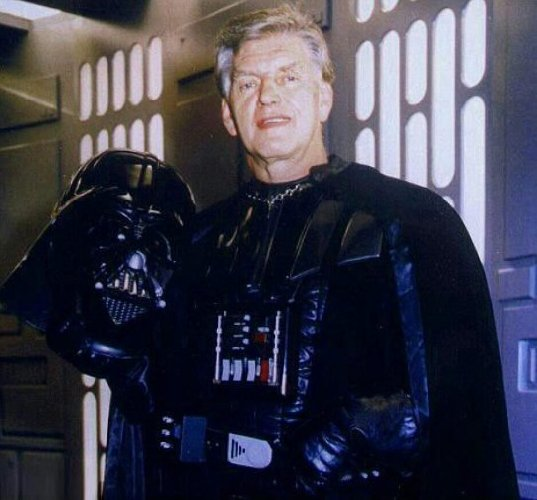 È morto l'attore David Prowse, recitò in