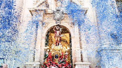 #TheFerragnez, nel castello in Sicilia il matrimonio tra Fedez e Chiara Ferragni