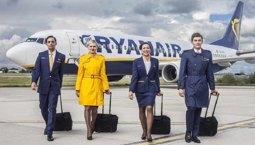 Ryanair: l'Enac richiama la compagnia aerea su regole bagagli
