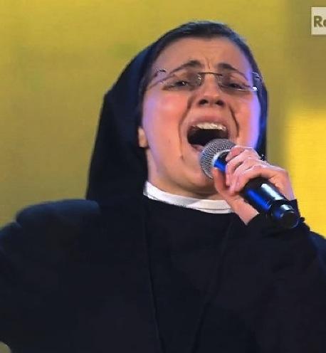 Suor Cristina: Canterò Cindy Lauper - 1396359814-suor-cristina-cantero-cindy-lauper