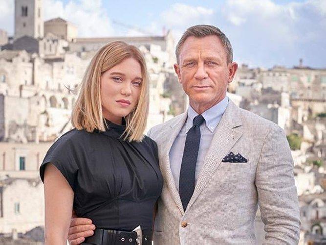 James Bond Film 2021