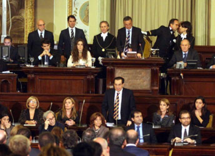 si insediato il nuovo parlamento siciliano