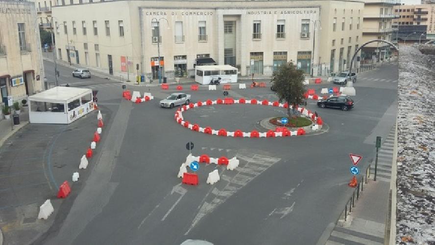 Niente parcheggio in piazza libert c 39 il vincolo for Vincolo paesaggistico