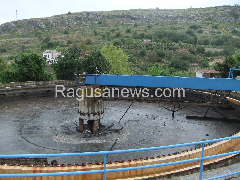 Sversamenti depuratore, Abbate: solo acqua piovana - Attualità Modica