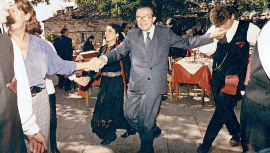 Andreotti balla foto cento anni fa nasceva il divo giulio - Il divo giulio ...