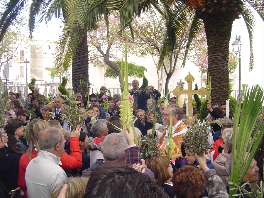 Cultura Ragusa - La domenica delle Palme, a Ragusa - RagusaNews