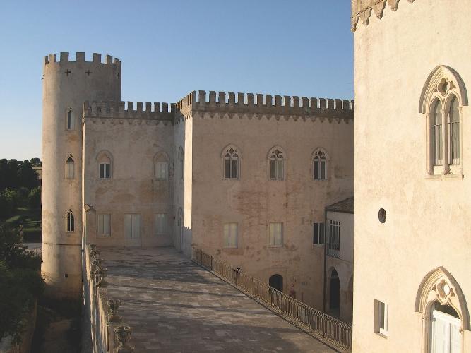 Il castello di donnafugata casa della memoria ragusa for Disegni casa castello
