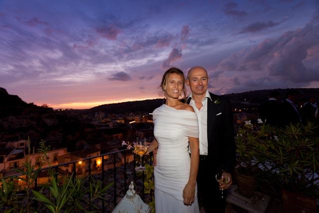 Matrimonio Romano E Napoletano : Una romana e un napoletano sposi a scicli