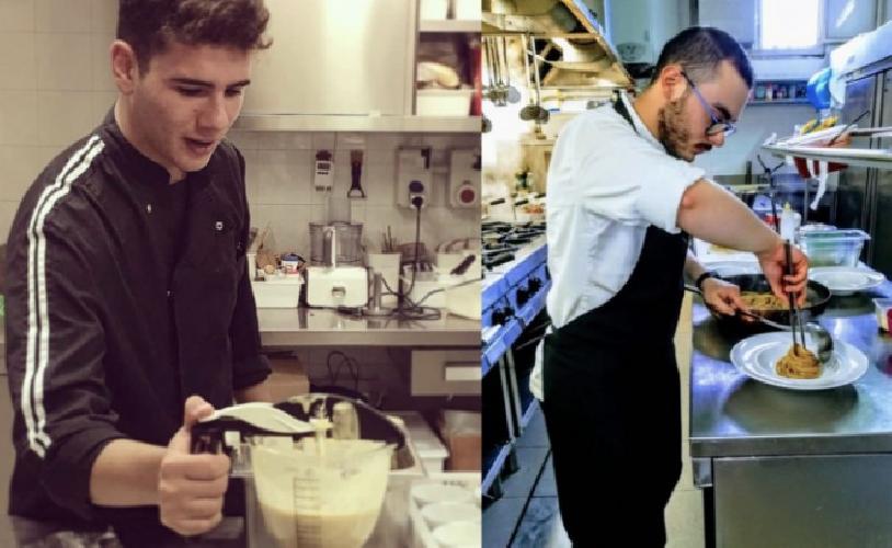 Due giovani cuochi ragusani alla prestigiosa scuola di - Scuola di cucina alma ...