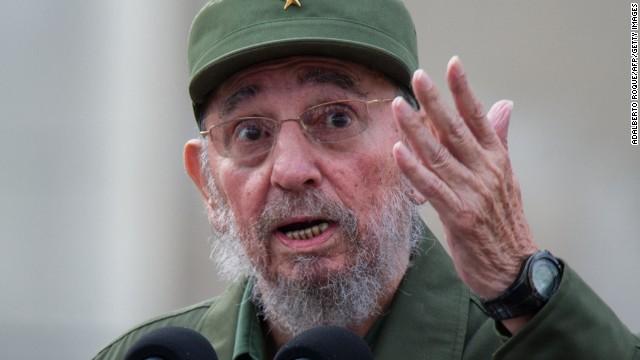 Fidel Castro le ceneri del Lider Maximo a Santiago de Cuba
