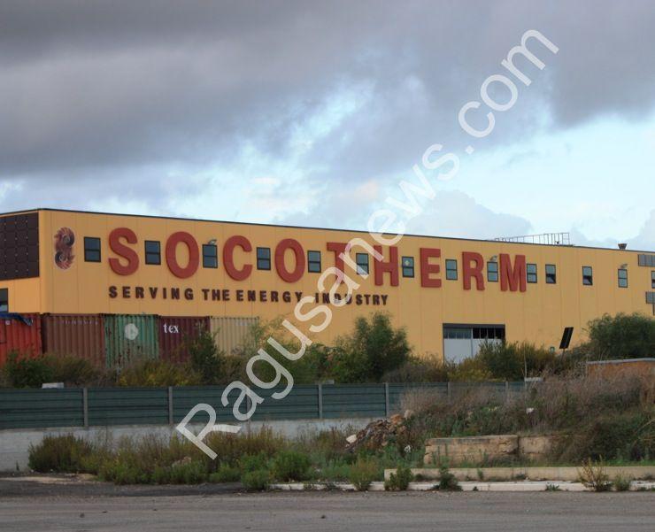 Socotherm pozzallo deve restituire il suolo all 39 asi ragusa for Gruppo inventa pozzallo