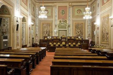 la geografia del nuovo parlamento siciliano