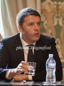 Matteo Renzi by Luigi Nifosì