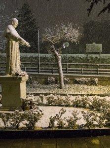 Neve a Modica