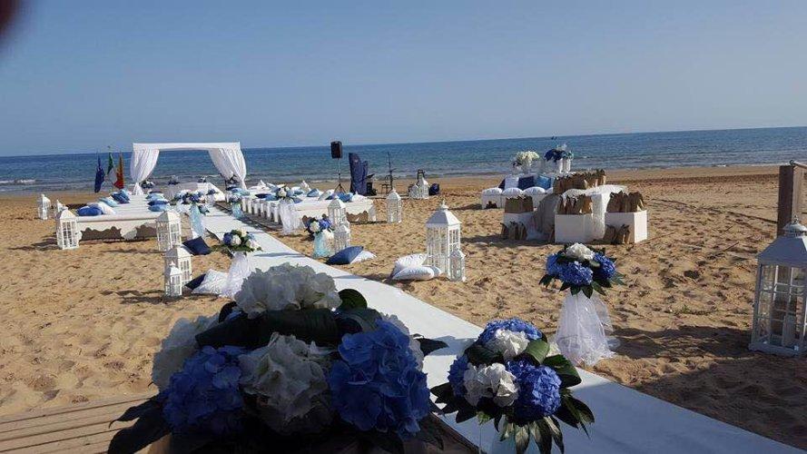 Matrimonio In Spiaggia Sicilia : Matrimonio in spiaggia a pozzallo